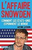 Image de L'affaire Snowden