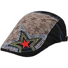 Niños/Niñas conducción gorro boina gorro sombreros gorra de rejilla Cartoon Cute Newsboy Gorro de