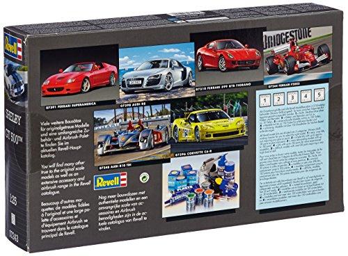 Imagen principal de Revell - Maqueta Shelby GT 500, escala 1:25 (07243)