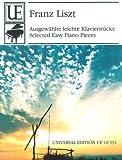Ausgewählte leichte Klavierstücke - Peter Roggenkamp