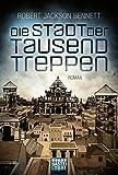 Die Stadt der tausend Treppen: Roman (Die göttlichen Städte, Band 1)
