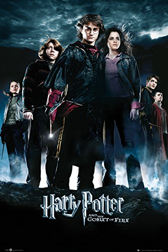 GB Eye, Harry Potter 4, Maxi Poster, 61x91.5cm