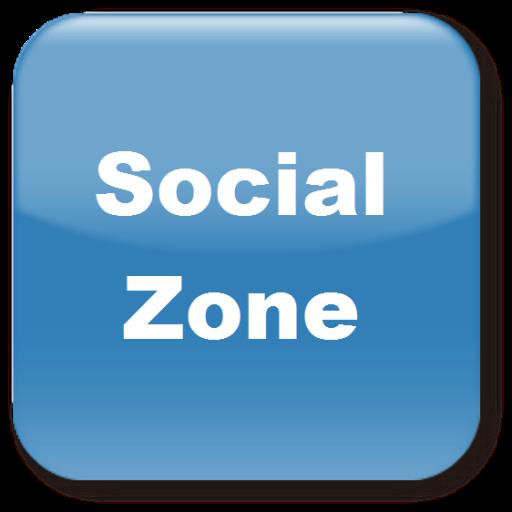 Social Zone (free) (Mobile Wordpress)