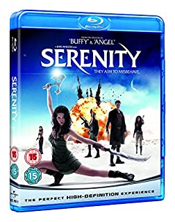 Serenity [Blu-ray] [Region Free] (B001I1LMHK) | Amazon price tracker / tracking, Amazon price history charts, Amazon price watches, Amazon price drop alerts