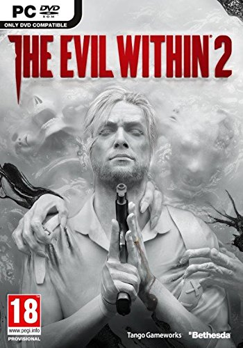 The Evil Within 2 51wTljWEKmL