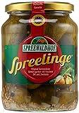 Produkt-Bild: Spreewaldhof Spreelinge Gewürzgurken mit frischem Dill und Zwiebeln, 670 g