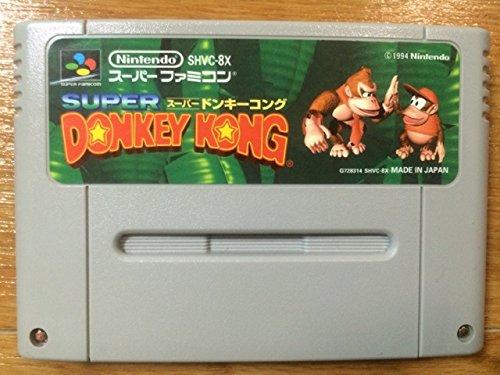 Super Donkey Kong Nintendo Super Famicom [Import Japan]