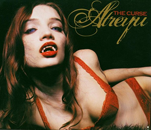 Atreyu: The Curse (Audio CD)