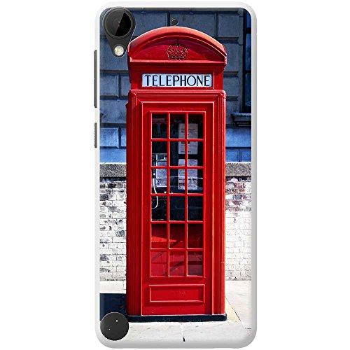 La Boîte de Londres Téléphone étui rigide pour téléphone portable Rot