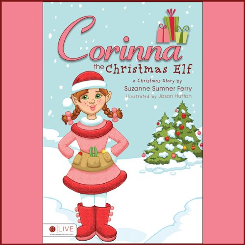 Corinna the Christmas Elf  Audiolibri