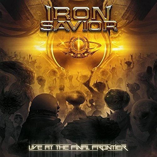 Iron Savior: Live at the Final Frontier (2cd+Dvd) (Audio CD)