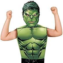 Marvel - Disfraz de Hulk set de fiesta camiseta + máscara 03262b103b29