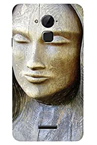 SRS Mother 3D Back Cover for Coolpad Note 3 Plus