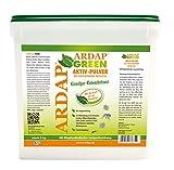 Ardap Green Aktiv Pulver – 100% reine Kieselgur gegen Vogelmilben und kriechende Insekten – 1 x 10 Liter Eimer