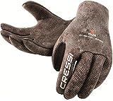Cressi Erwachsene Tauchhandschuhe Gloves Camou Tracina, Camouflage, M, LX477502