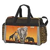 Elefant Sporttasche Schulsporttasche Schwimmtasche Freizeittasche Kindertasche