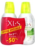XLS Draineur Express Lot de 2 x 500 ml