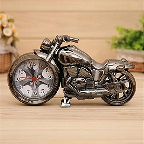 Horloge de moto créative Cool Éclairé , A
