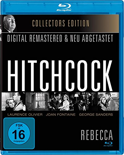 Bild von Alfred Hitchcock: Rebecca (1940) [Collector's Edition] [Blu-ray]