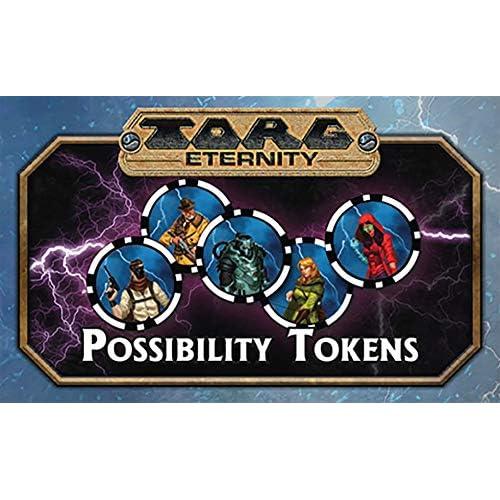 Torg Eternity - Möglichkeitschips