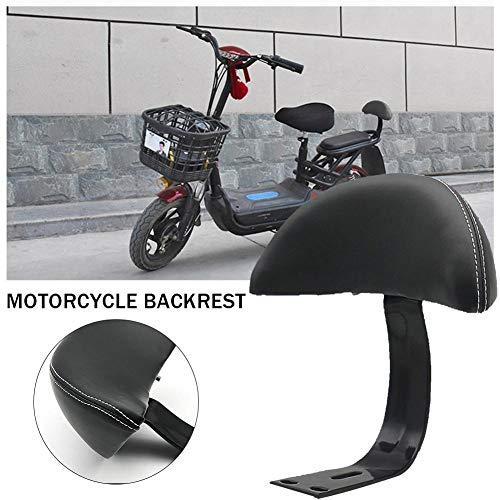 Preisvergleich Produktbild globalqi Elektrische Motorrad-Rückenlehne Plug-In Rider Pad Fit für Yadea,  Aima Electric Motorcycle