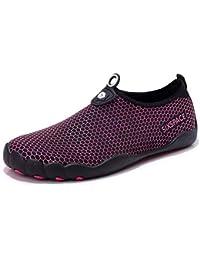 bdcb2a4e507ed Amazon.es  escarpines - Sin cordones   Zapatos  Zapatos y complementos