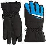 Ziener Kinder Lipo AS(R) Glove Junior Alpinhandschuhe, Black.Persian Blue, 3