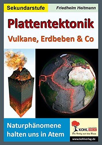Plattentektonik: Vulkane, Erdbeben & Co