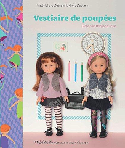 Vestiaire de poupées par Stéphanie Rapenne Carlo