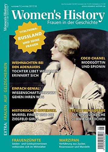 Women's History Heft 5: Frauen in der Geschichte (Womans Magazine)