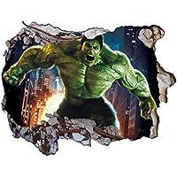 Suchergebnis Auf Amazon De F 252 R Hulk Wandtattoos