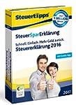 SteuerSparErklärung 2017 (für Steuerj...