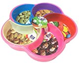 Naoe Dry Fruit/ Snacks/ Namkeen/ Biscuits Storage Conatiner For Multi Use