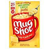 Mug Shot Macarrones Con Queso De Pasta 45g