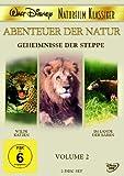 Geheimnisse der Steppe [2 DVDs]