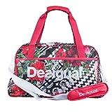 Desigual Damen Tasche Bols big Gym Bag B, Paradise Pink, 0.1 x 0.1 x 0.1 cm, 1 Liter, 60X5SA0