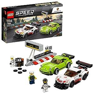 LEGO- Speed Champions Porsche RSR e Turbo, Multicolore, 75888 LEGO