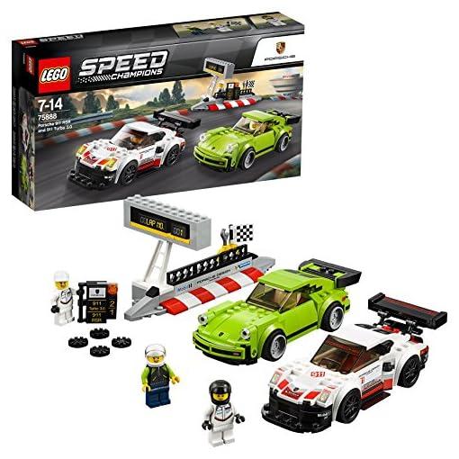 Lego-Speed-Champions-Porsche-RSR-e-911-Turbo-30-Multicolore-75888