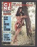 Ciné revue télé programmes n°47 du 18/11/1976 - Tina Aumont / Fabio Testi / Les dictateurs conjugaux / La violence à la télévision / Le fabuleux trésor de Thierry le Luron...