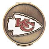 Kansas City Chiefs Hat Clip & Golf Ball Marker by McArthur