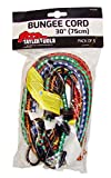 Taylor Tools TAY-62030 Heavy Duty Bungee Cord 75cm/30 5 Pack, Set of 5 Pieces