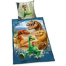 Herding 4620038050Arlo y foco de cama, funda de almohada de 80x 80cm, funda nórdica 135x 200cm, 100% algodón, franela)
