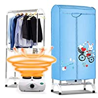 Household Clothes Dryer Large Capacity 65kg-1800W High Power Silent Power Saving Indoor Dry Hanger