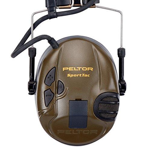 3M Peltor SportTac Gehörschutz – für Jäger & Sportschützen - 4