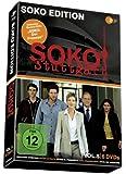 Soko Edition - Soko Stuttgart Vol. 5 [5 DVDs]