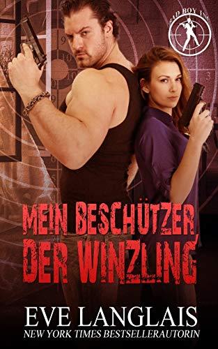 Mein Beschützer, der Winzling (Die Bad Boy Inc., Band 2)