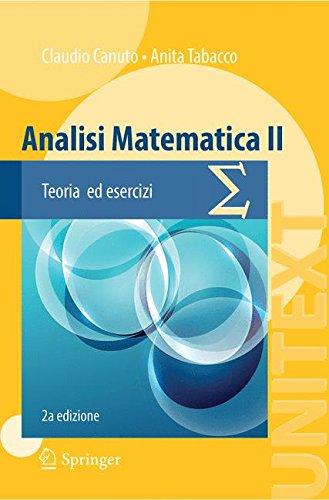 Analisi matematica. Teoria ed esercizi: 2