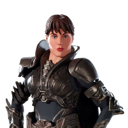 Image of Superman Man of Steel Movie Masters Faora Action Figure