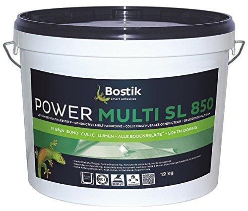 Bostik Power Multi SL 850 Leitfähiger Multi Belagklebstoff 12.0kg Eimer