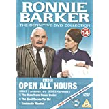 Ronnie Barker Open All Hours Series 3 Ep 5 & 6 Series 4 Ep 1 DVD